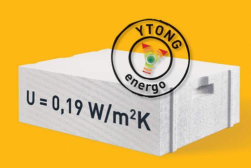 Bloczek YTONG Energo